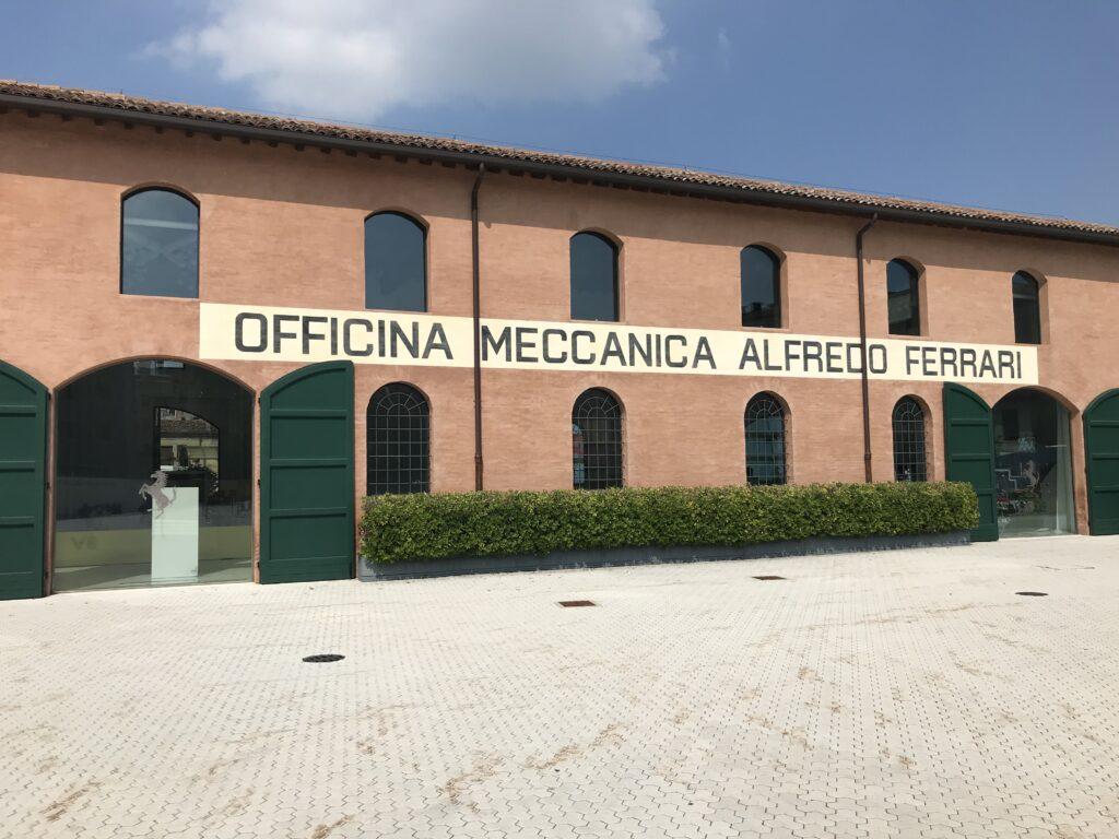 Ferrari Muset i Modena
